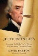 The Jefferson Lies Hardback