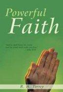 Powerful Faith Paperback
