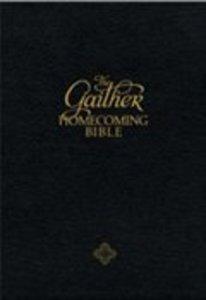 NKJV Gaither Homecoming Bible Black