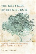 The Rebirth of the Church Paperback