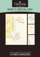 Boxed Cards Baby's Special Day: Baby Dedication & Baptism