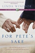 For Pete's Sake (Piper Cove Chronicles Series) Paperback
