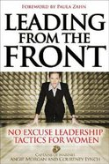 Leading From the Front Hardback