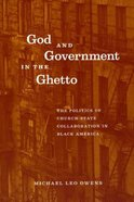 God and Government in the Ghetto Paperback