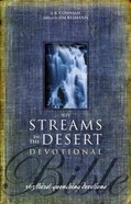 NIV Streams in the Desert Bible Hardback