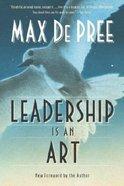 Leadership is An Art Paperback