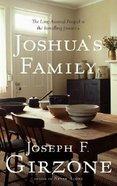 Joshua's Family Hardback