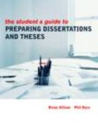 The Student's Guide to Preparing Dissertations and Theses Paperback