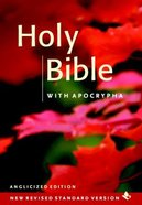 NRSV Popular Text Anglicised Edition With Apocrypha Red Hardback