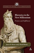 Rhetorics in the New Millennium Paperback
