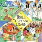 Bible Turn and Learn Hardback