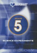 Grade 5 (Lifepac Science Experiments DVD Series) DVD
