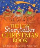The Lion Storyteller Christmas Book Hardback
