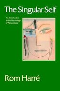 The Singular Self Paperback