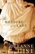 Measure of a Lady Hardback