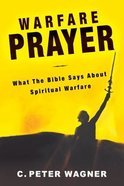 Warfare Prayer Paperback