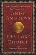 The Lost Choice Paperback