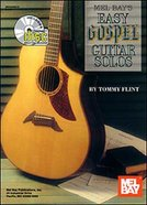Easy Gospel Guitar Solos (Music Book) (With Cd)