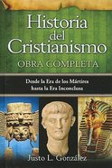 Historia Del Cristianismo, Tomo 1 (The History Of Christianity Vol 1) Hardback