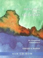 Preaching From Lectionary (With Cd-rom)