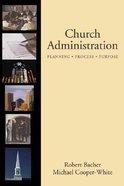 Church Administration Hardback