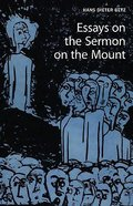 Essays on the Sermon on the Mount Paperback