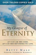 My Glimpse of Eternity Paperback