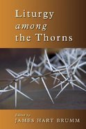 Liturgy Among the Thorns (Historical Series Of The Reformed Church In America) Paperback
