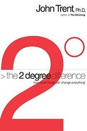 2 Degree Difference Paperback