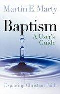 Baptism Paperback