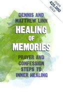 Healing of Memories Paperback