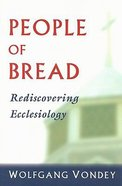 People of Bread Paperback