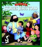 Lift the Flap: Stories Jesus Told Board Book