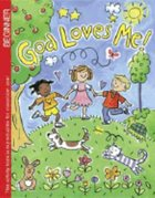 God Loves Me (Ages 4-7, Reproducible) (Warner Press Colouring & Activity Books Series) Paperback