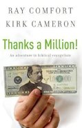 Thanks a Million! Paperback