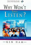 Why Won't They Listen? CD