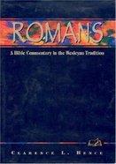 Romans (Weslyn Bible Study Commentary Series) Hardback