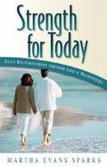 Strength For Today Paperback