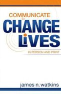 Communicate to Change Live Paperback