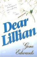 Dear Lillian Paperback