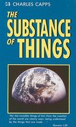 Substance of Things Paperback