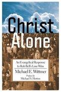 Christ Alone Paperback