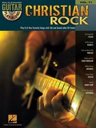 Christian Rock Music Book With CD (Music Book) Paperback