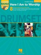Here I Am to Worship: Drumset Edition Music Book Paperback