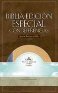 Biblia Edicion Especial Con Referencias Tan Duo-Tone (Reference Bible) Imitation Leather