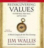 Rediscovering Values (Unabridged) (6 Cds) CD