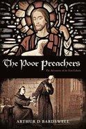 The Poor Preachers Paperback