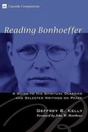 Reading Bonhoeffer Paperback