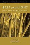 Salt and Light Paperback