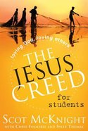 The Jesus Creed For Students eBook